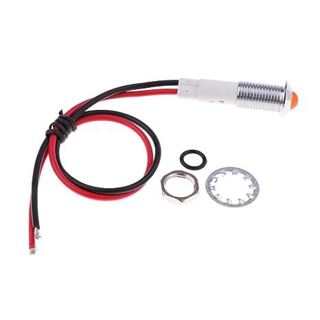 Sharplace 1 Unidad de Lámpara Indicadora para Reparación de ...