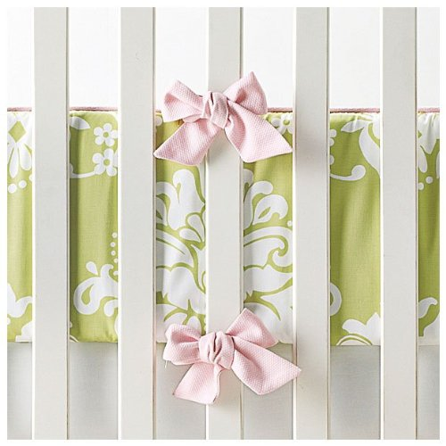 Crib Bumper Top Rail