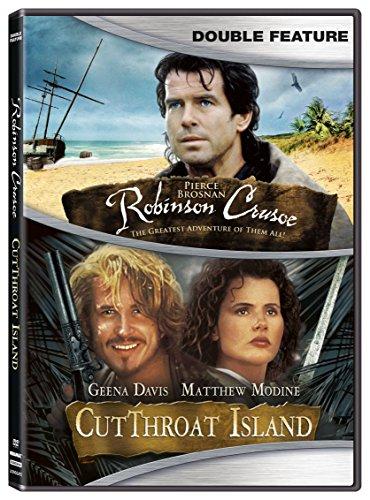 Robinson Crusoe/ Cutthroat Island Double Feature [DVD]