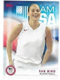 2016 US Olympic and Paralympic Team Hopefuls #44 Sue Bird NM-MT