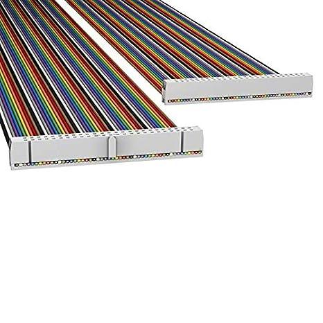 HKC50H//AE50M//HKC50H Pack of 25 IDC CABLE H3CCH-5018M