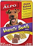 ALPO Variety Snaps Dog Food, 32-Ounce (Pack of 5), My Pet Supplies