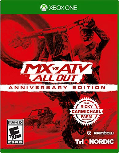 Mx Vs ATV All Out: Anniversary Edition - Xbox One