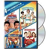 4 Film Favorites: Guy Comedies (Beerfest, Harold & Kumar Go to White Castle, Mr. Woodcock, Semi-Pro)
