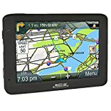 Magellan RoadMate 5620-LM 5' Touchscreen Portable Car Vehicle GPS Navigation w/North American Maps - RM5620SGLUC
