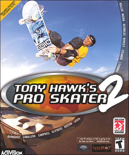 Tony Hawk's Pro Skater 2 - PC (Tony Hawk Pro Skater 5 For Pc)