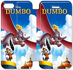 DUMBO (3) Encargo Tirón Caja funda Para iPhone 5 5s funda , iPhone 5 5s Case - KHOOOFOFA3550