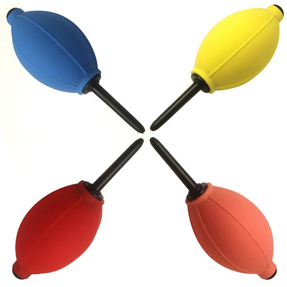 Elisona-Makeup False Eyelash Extension Grafting Dry Blower Air Dryer Blowing Balloons Tool Random Color Quantity 1