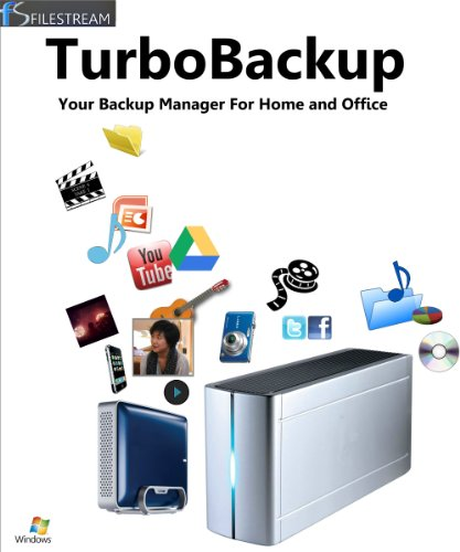 FileStream TurboBackup [Download] by FileStream