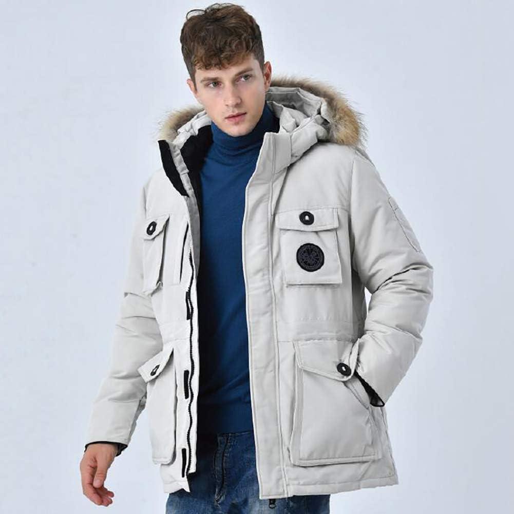 SHANGXIAN Inverno Caldo Giacca Piumino Donne Addensare Capispalla con Cappuccio Moda Riempimento Duck Down Piumino B