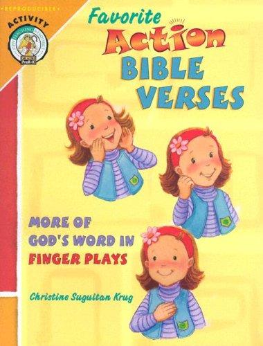 Favorite Action Bible Verses (CPH Teaching Resource)