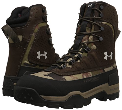 Under Armour Women's Brow Tine 2.0 400G Ankle Boot, Ridge Reaper Camo Ba (901)/Maverick Brown, 6 by Under Armour (Image #6)