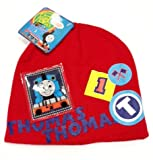 Thomas The Train Beanie Hat - Red