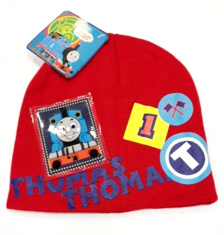 Thomas The Train Beanie Hat - Red (Thomas And Friends Costumes)