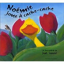 NOÉMIE JOUE À CACHE-CACHE