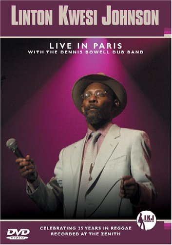 Linton Kwesi Johnson - Live in Paris by Wrasse Records