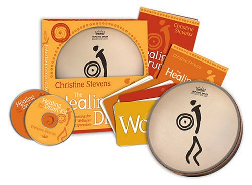 Healing Drum Kit Christine Stevens product image