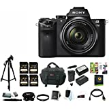 Sony Alpha a7II Mirrorless Digital Camera with 28-70mm Lens & 32GB Bundle