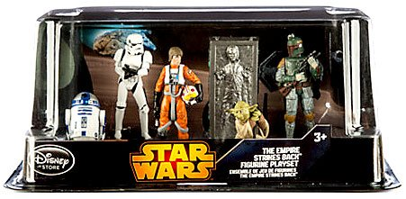 Disney Star Empire Strikes Figure