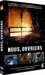 Nous, ouvriers [Francia] [DVD]