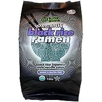 King Soba Organic Black Rice Ramen Noodle Cakes, 280 g