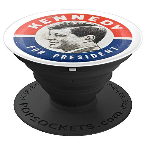 - Kennedy for President Button JFK - PopSockets Grip and Stand for Phones and Tablets