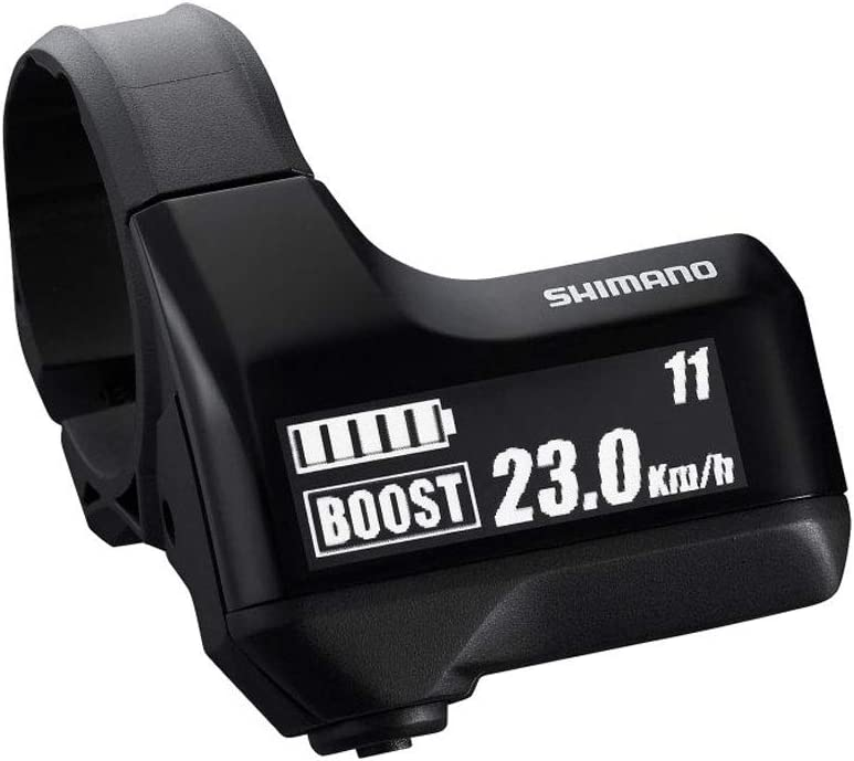 SHIMANO COMP STEPS SCE7000 display 31.8//35mm Colour Black
