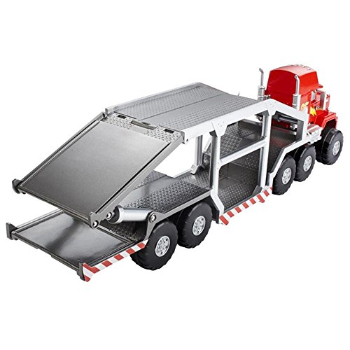Mattel Disney Cars Radiator Springs 500 ½ Off-Road Mack Transporter -