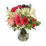 eFlowy Premium Vase Floral Arrangement Get Well