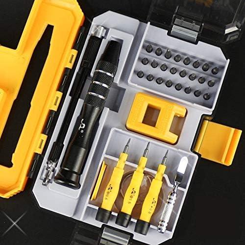 Household 34-IN-1 Professionalの磁気ドライバーセット、精密修復ツールキットDIYツールキットセットの場合