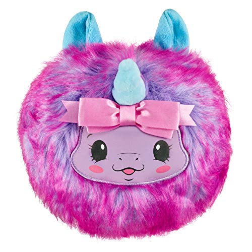 "Pikmi Pops Cheeki Puffs - Cheekles The Unicorn - 1pc Large 7"" Collectible Scented Shimmer Plush Toy in Perfume with Surprises"