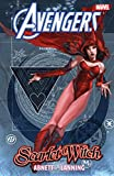 img - for Avengers: Scarlet Witch by Dan Abnett & Andy Lanning book / textbook / text book
