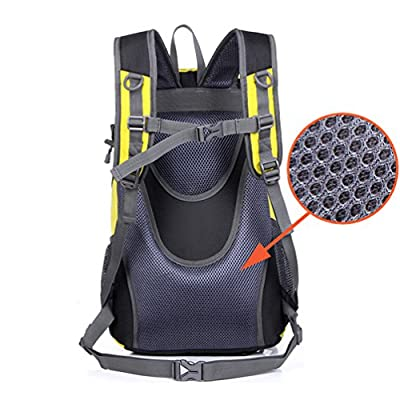 KingMas 32L Outdoor Sports Hiking Camping Backpack shoulders bags Daypack Waterproof Travel Bag