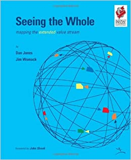 image for Seeing the Whole: Mapping the Extended Value Stream (Lean Enterprise Institute)