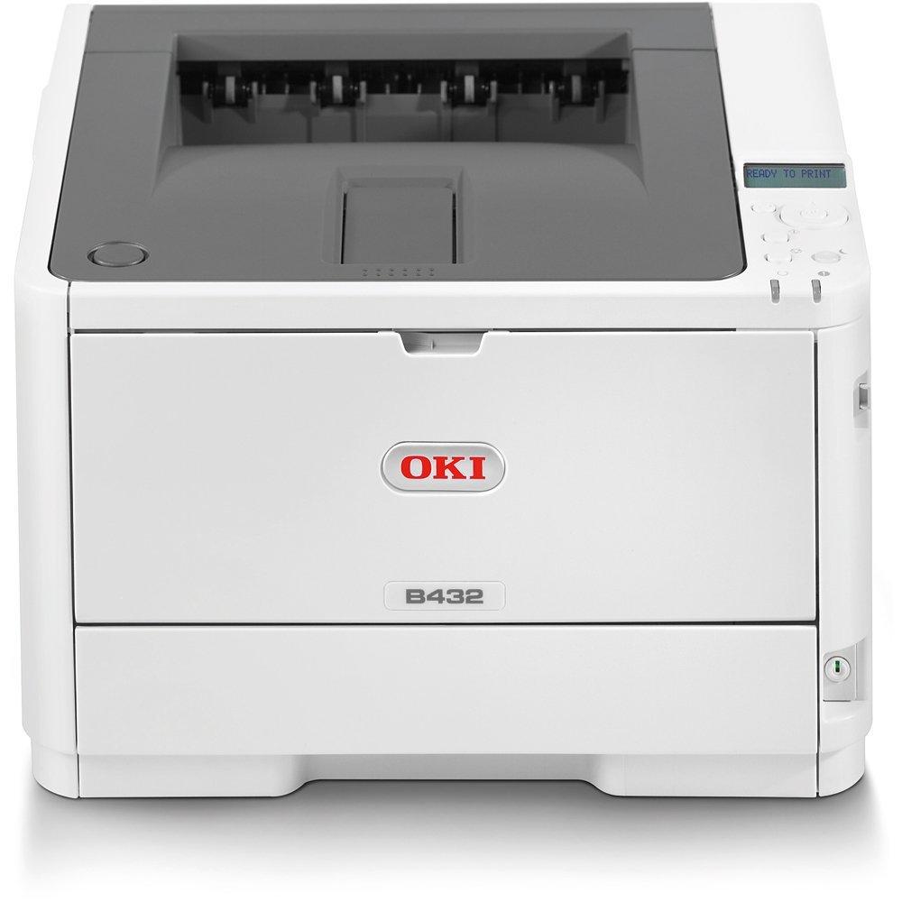 B512dn Stampante con tecnologia LED, A4, monocromatica, fronte/retro, 45 pagine/minuto OKI 213227