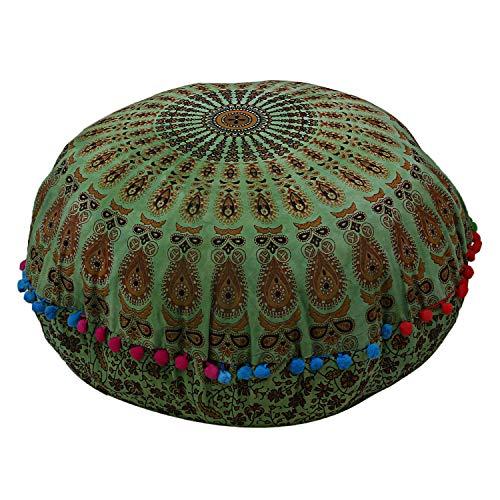 Amazon.com: Shubhlaxmifashion - Funda de cojín para el suelo ...