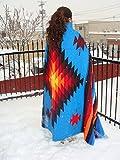 Three Premium Medallion Diamond Meditation Blanket Wholesale Resale Mexico Throw Yoga Mat Mexican Weaving *000254*
