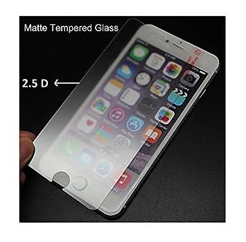 Case Creation 3D Matte Glass for Apple iPhone 7, Matt