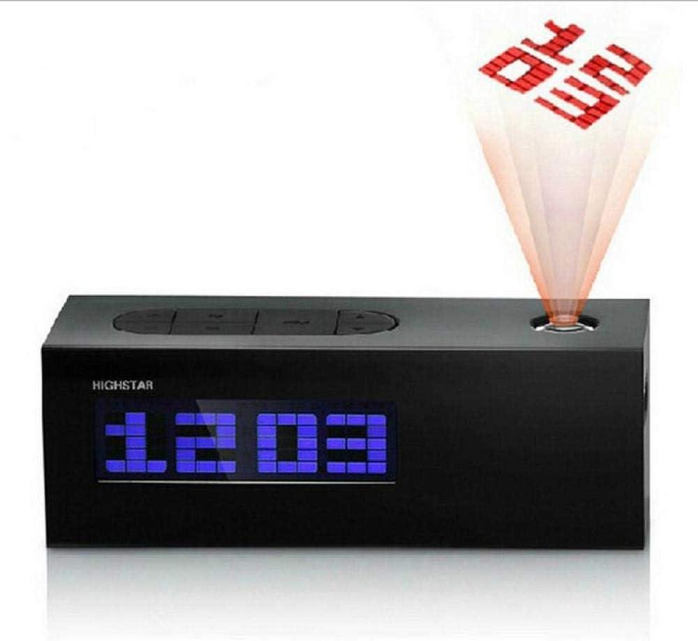 Radio Reloj Despertador Proyector Sony Reloj Despertador De ...