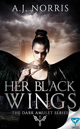 Her Black Wings (The Dark Amulet Series Book 1) - Free Angel Wings