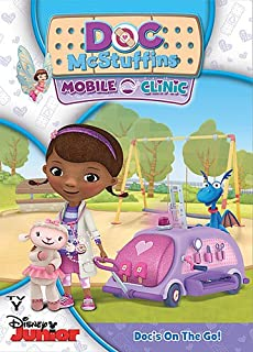 Doc McStuffins: Mobile Clinic
