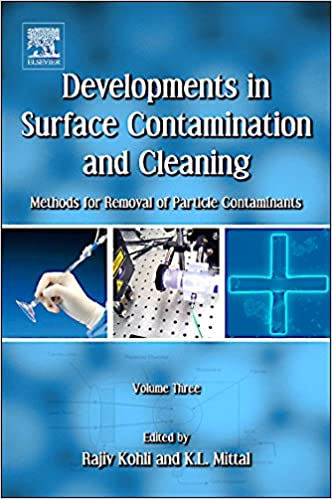 Developments in Surface Contamination and Cleaning, Volume 3: Methods for Removal of Particle Contaminants
