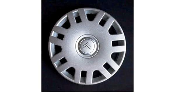 Wheeltrims Set de 4 embellecedores Citroen C3 / C1 / C2 / C4 / C5 / C8 / Nemo/Berlingo / Xsara Picasso con Llantas Originales de 14: Amazon.es: Coche y ...