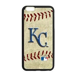 Onshop Custom MLB Series Kansas City Royals Phone Case Laser Technology for iPhone 6 Plus