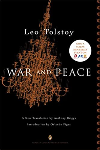 Forgotten books #429: war & peace by leo tolsoy | georgekelley. Org.