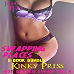 Swapping Places: Male to Female Transformation, Book 4 | Jane Fox