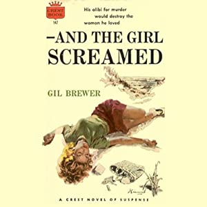 And the Girl Screamed Audiobook