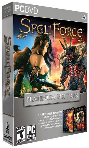 spellforce platinum - 1
