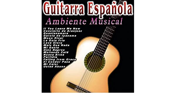 Guitarra Española: Ambiente Musical de Paco Nula en Amazon Music ...