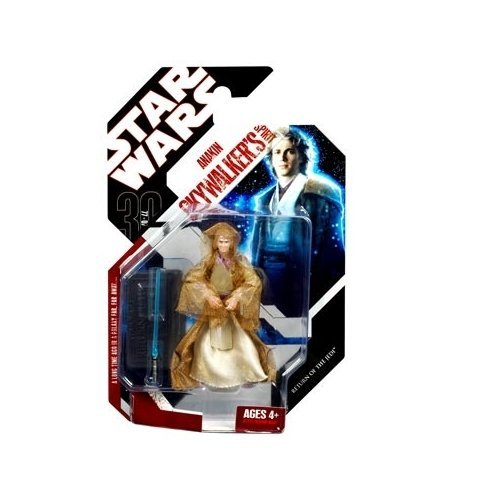 (Star Wars Saga 2008 30th Anniversary Wave 2 Action Figure Spirit of Anakin Skywalker )